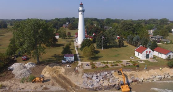 Lighthouse Beach Green Infrastructure Project