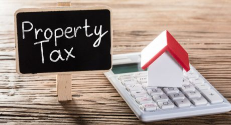 Property Tax Bills Mailed Out on Nov. 21
